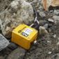 Tinytag temperature data logger for glacial and climate change monitoring