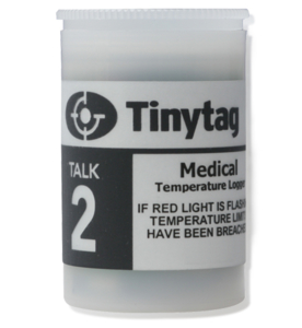 35mm film canister data logger, Tinytag Talk 2