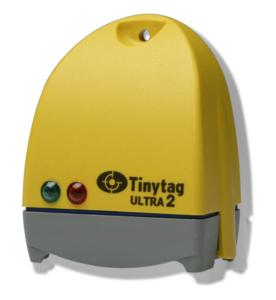 Temp/RH data logger - yellow Tinytag Ultra 2