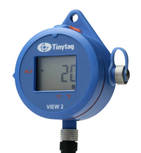 A BS EN 12830 compliant Tinytag View 2 TV-4020 data logger