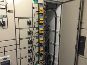 Tinytag Energy data loggers at Stockholm Hospital