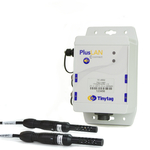 TE-4502 Tinytag Plus LAN Ethernet data logger with 2 temperature humidity probes