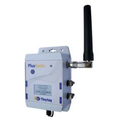 TGRF-4743 Tinytag Plus Radio four input low voltage data logger with input leads