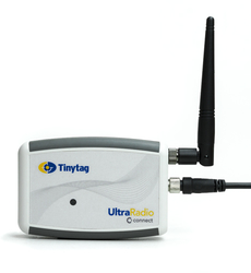 Tinytag Ultra Radio TR-3505 wireless data logger with temperature/rh probe - front