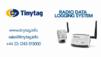 tinytag radio data logging system, www.tinytag.info, sales@tinytag.info, +44 (0)1243 813000